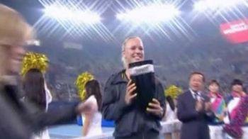 VIDEO / Duelul FRUMOASELOR din tenis! Wozniacki a invins-o pe Ana Ivanovic: