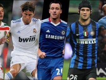 TOP 5 CELE MAI BUNE DEFENSIVE: vezi apararea de 4 mil € mai tare decat Milan sau United!