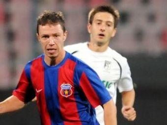 """L-a pierdut Steaua pe Apostol si pentru meciul cu Dinamo? """"Sunt sanse mari sa-l recuperam pana atunci!"""""""