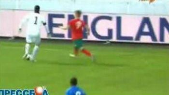 EL este portarul care nu a prinsNICIO minge: Italia facuta KO in 2 minute de Belarus! VIDEO