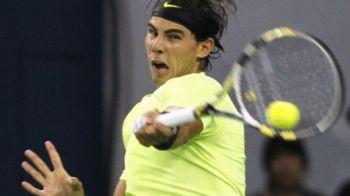Rafa Nadal, eliminatin turul3la Shanghai! Federer l-a batut pe Seppi!