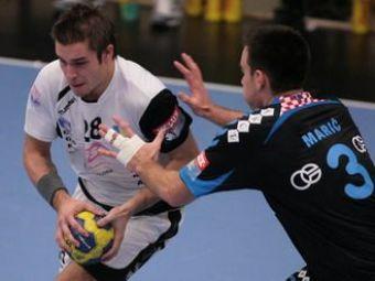 HCM, prima victorie in Liga Campionilor! HCM Constanta 26-25 Bosna Sarajevo!