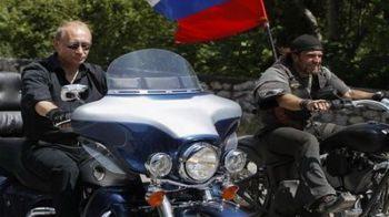 Putin se baga-n F1!