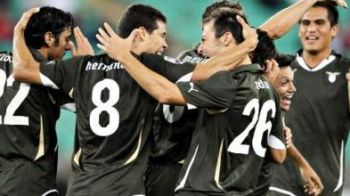 Lazio e SEF in Italia! Vezi ce goluri au reusit Hernanes si Floccari! VIDEO