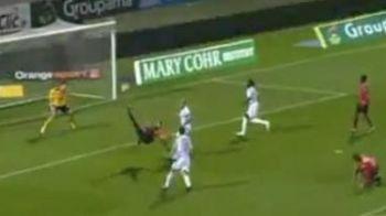 S-a terminat cu smecheria: a dat un super gol din foarfeca! VIDEO