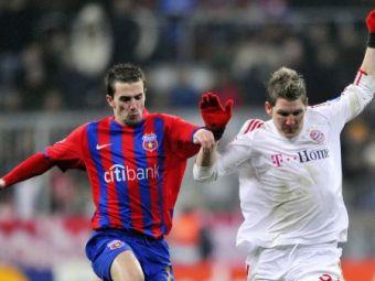 VIDEO! Nemtii ne-au CALCAT in picioare ultima oara pe Allianz Arena! Vezi ce goluri a luat Steaua! Ce face CFR?