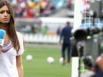 """Sara Carbonero tine cu ATLETICO: """"Sunt fan pe viata! Iubesc aceasta echipa de cand ma stiu!"""""""