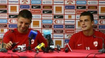 """Andrei Cristea: """"Cupa este foarte importanta! Trebuie sa fim atenti pentru ca n-am mai castigat de ani buni un trofeu!"""""""