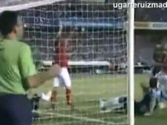 INCREDIBIL: Arbitrul s-a bucurat la penalty! VIDEO
