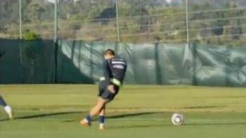 VIDEO / Asa se executa PERFECT o rabona! Alexis Sanchez pe urmele lui Ronaldinho: