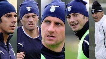 """""""Radu va castiga la Lazio un milion de euro""""! Cum pregatesc jucatorii lui Lazio derby-ul cu Roma:"""