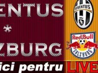 Juve, la un pas de eliminare: Juventus 0-0 Salzburg! Vezi calcaiul lui Del Piero