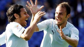 """Radu Stefan, cel mai bun jucator de la Lazio! """"E singurul care i-a tinut piept lui Vucinic!"""""""