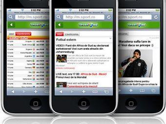 ACUM LIVE: DOUA meciuri simultan pe www.sport.ro si m.sport.ro!