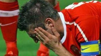 """Cristea: """"Nimeni nu ar vrea sa simta durerea mea de dupa lovitura primita cu Craiova! Nu mai joc anul asta!"""""""