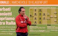 Italia baga un 11 de start de 115 milioane de euro! Cum vad italienii nationala Romaniei