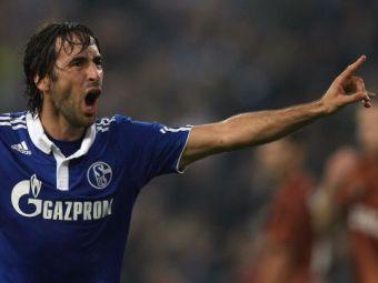 VIDEO! RAUL, hattrick senzational in Germania! Vezi ce gol SUPERB din lob a reusit