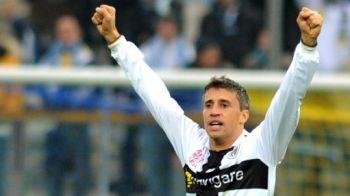 VIDEO! Radu Stefan n-a putut sa-l opreasca! Vezi ce gol a dat Crespo cu Lazio!