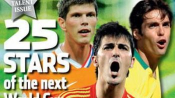 Torje, pe lista cu Neymar, Fabregas si Balotelli! E considerat viitorul star al nationalei!