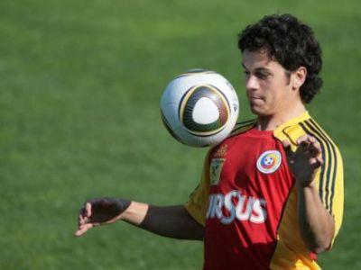 """Florescu, dorit de Lokomotiv Moscova: """"Vreau sa ajung la o echipa mare!"""""""