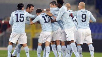 VIDEO Duel BOMBA in Cupa Italiei: Lazio va juca cu AS Roma! Vezi ce super torpila de la 25 de metri a dat Garrido!