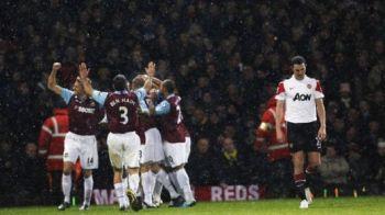VIDEO / Umilinta istorica! Manchester, batuta in Cupa Ligii de West Ham cu 4-0!