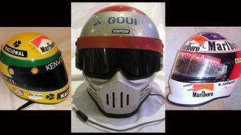 Liciteaza pentru castileoriginale alecelor maimari piloti din istorie! Senna, Mansell, Schumacher sau Rossi...preturi de pornire de la 0 euro !!!