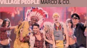 Lobont, DISTRACTIE MAXIMA: jucatorii Romei au cantat YMCA de la Village People!
