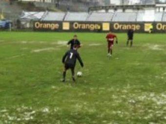 Dosarele X la Dinamo! A DISPARUT N'Doye - senegalezul n-are chef sa joace in frig: