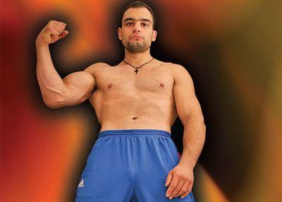 Ion Oncescu, Campion Mondial la skandenberg!Trimite-i un mesaj