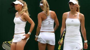 Caroline Wozniacki, cea mai SEXY sportiva in 2010! Cele mai tari 17 IMAGINI: