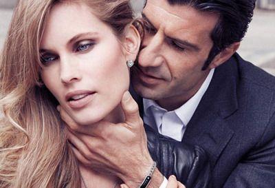 Cel mai RAFINAT cuplu: Luis Figosi Helene poarta bijuterii de MII de euro!