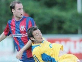 Inca o BOMBA! Dupa ce l-a luat pe Cristea, U Cluj negociaza pentru Abrudan de la Steaua!