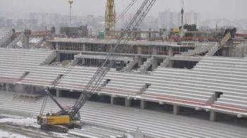 FOTO / Cluj Arena va avea si pista de atletism! Vezi cum arata ACUM stadionul pe care va juca Cristea la U Cluj!