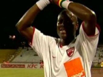 Dinamo ia 450.000 de euro pe N'Doye! Vezi ce fost stelist primeste Andone de la Astra!