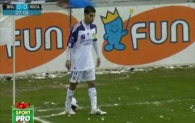VIDEO / Bataie cu bulgari pe teren in Belgia! Anderlecht a castigat cu 2-0 in derby-ul cu Bruges!