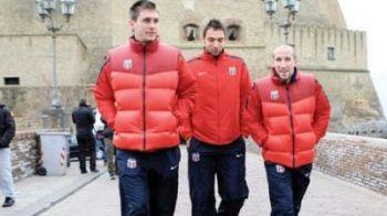 Pleaca Bilasco si Kapetanos? Vezi ce jucatori vrea sa aduca Lacatus la Steaua: