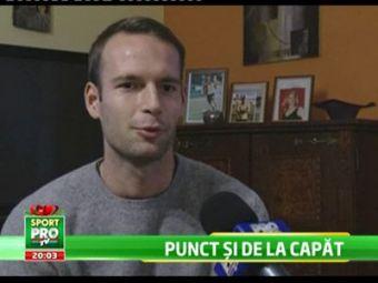 """Abrudan poate fi coleg cu Adrian Cristea la U Cluj: """"La Steaua nu am avut ocazia sa arat nimic!"""""""