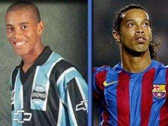 VIDEO / Ronaldinho revine acasa! Vezi imagini senzationale de la echipa care l-a facut MARE!