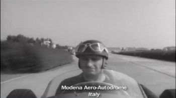 VIDEOFABULOS din 1950: Juan Manuel Fangio, poate cel mai mare pilot F1 din toate timpurile se da cu Maserati 250!