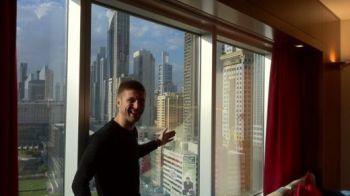 FOTO! Daca Dinamo nu l-a dat acolo, a plecat el :) Vezi primele imagini cu Andrei Cristea in Dubai!