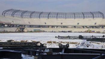 FOTO Cluj Arena va fi cel mai LUXOS stadion! Proiectul a fost modificat ca sa gazduiasca EURO! Vezi cum arata acum!