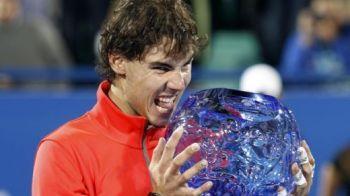Nadal a castigat turneul de la Abu Dhabi: Federer - Nadal 6-7, 6-7!