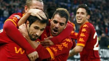 VIDEO / Vucinic si Borriello au reusit cate o DUBLA de senzatie! Roma a fost acuzata ca a FURAT: