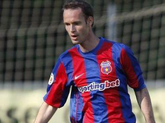 OFICIAL: Abrudan a plecat de la Steaua! Vezi la ce echipa din Liga I va juca din retur: