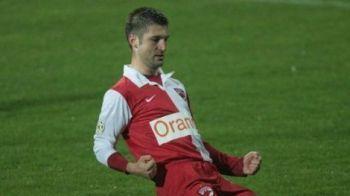 Dinamo s-a despartit de 9 jucatori in iarna! Ce echipa il vrea pe Andrei Cristea: