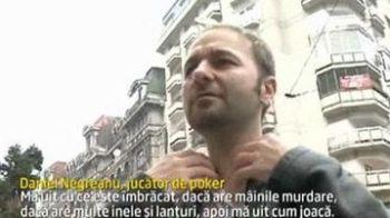 """Romanul Negreanu, CEL MAI BOGAT jucator de poker din lume: """"Ma uit cu ce esti imbracat, apoi ma uit cum joci"""""""