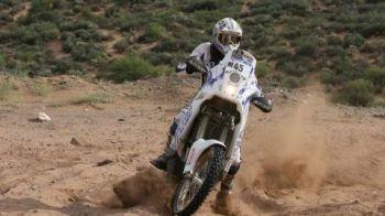Mani Gyenes a castigat Dakar 2011 la clasa Maraton!