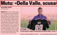 "Gazzetta dello Sport: ""Mutu a avut nevoie de 3 saptamani ca sa ceara IERTARE!"""