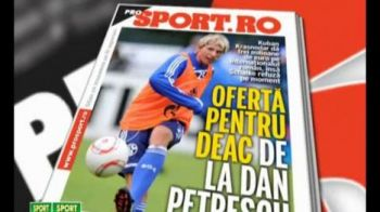 Vineri in ProSport: Ce roman din Germania vrea Petrescu la Kuban!